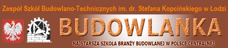 ZESPÓŁ SZKÓŁ BUDOWLANO-TECHNICZNYCH im. dr. STEFANA KOPCIŃSKIEGO W ŁODZI